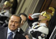 Berlusconi says will remain in opposition