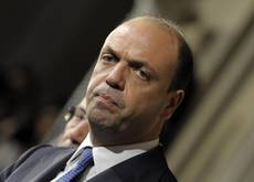 Alfano wants to see govt plan, make-up before backing Renzi