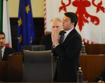 Renzi pledges major reforms in first 100 days of office