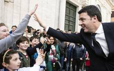 Renzi gets government-formation mandate