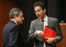 Govt ASAP, Italy must up competitiveness says Eurogroup head