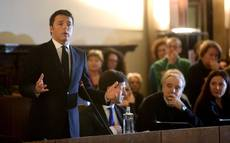 'Culture is our bread and butter' says Matteo Renzi