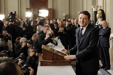 Renzi starts govt-formation talks with parties