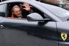 Ferrari confirms Montezemolo as chairman