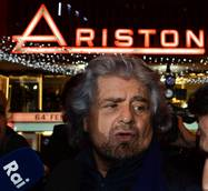 Grillo blames Italy's woes on state broadcaster RAI
