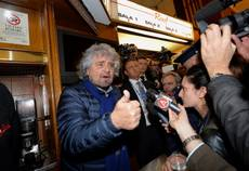 Renzi tells Grillo doesn't want old-style deals