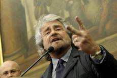 Renzi takes dig at M5S leader Beppe Grillo