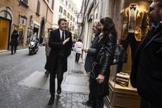 Renzi to present govt Saturday, confidence vote Monday