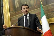 Optimistic Renzi to present new government Saturday