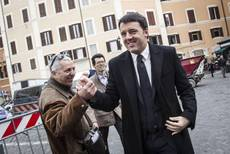 Renzi 'embarassed' for Grillo after heated talks