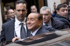 Renzi says no discussion with Berlusconi of justice measures