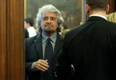 Grillo says he wants to destroy Renzi's political system