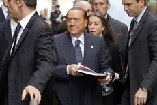 Senate becomes civil plaintiff in Berlusconi trial