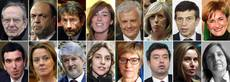 Renzi government has 16 people, half women