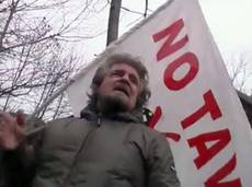 Grillo found guilty of illegal high-speed rail protest