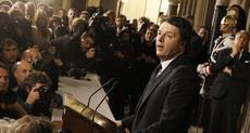 Renzi govt to start work Saturday, aiming for 2018