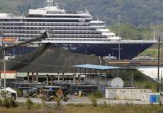 Multibillion-dollar Panama Canal expansion restarts