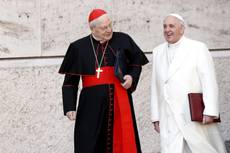 Pope focuses on family before naming new cardinals