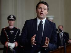'We'll stay free and simple' says Renzi