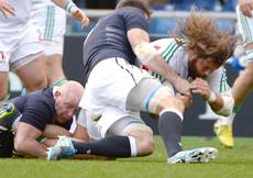 Rugby: Italy pipped by Scotland in Rome