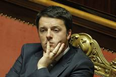 Renzi govt wins confidence vote in Senate