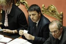 'Italy must change course' says Renzi after EU monitoring
