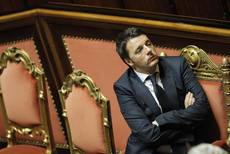 Renzi govt faces House test after winning Senate confidence