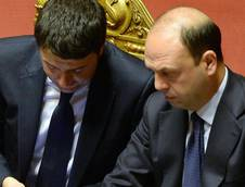 Renzi says woman reminded him anyone could have his job