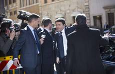 Renzi promises 'radical change' to economic policy