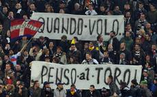 Soccer: Juve fans in hot water over air-disaster banner