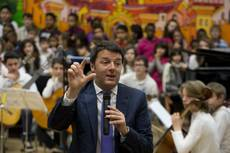 Renzi aware task ahead is 'very hard'