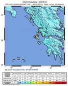 Sisma 6.1 in Grecia,avvertito in Sicilia