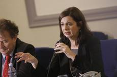 Boldrini says no to violence via the Internet