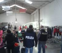 Chinese garment factories seized in Prato