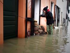 Veneto hit by new round of storms, millions in damages