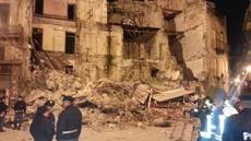 Palermo market off-limits after building collapse