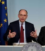 Letta says the government cannot merely 'float'