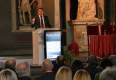 Renzi presents plan for cheaper, weaker Upper House