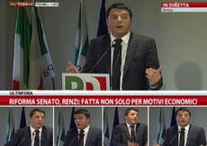 Renzi foresees PD alliances with centrists and leftists