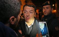 Renzi says Italy doesn't need elections