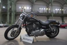 Pope's Harley Davidson goes for 241,000 euros