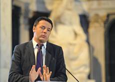 Tensions in parliament due to reforms, Renzi says