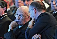 Parliament committee rejects Napolitano impeachment petition