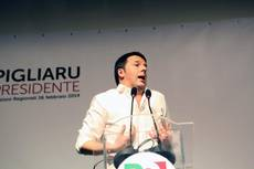 Renzi says not interested in unseating Letta