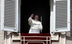 'Words can kill,' pope warns