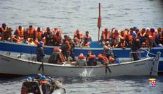 Italy rescues 1,200 migrants including children, women