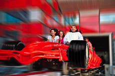 Ferrari theme park to open near Barcelona