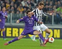 Soccer: Fiorentina, Juve braced for 'Euro-derby' return