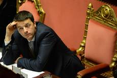 Renzi says key to focus on reforms, not deficit