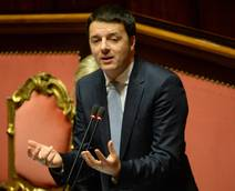 Renzi to ask for EU funds to be outside Stability Pact